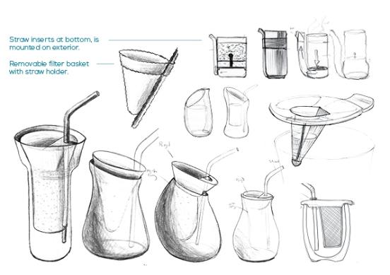Maté sketches for web